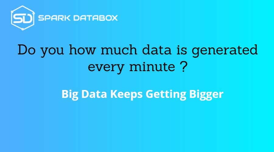 Why Big Data Keeps Getting Bigger
